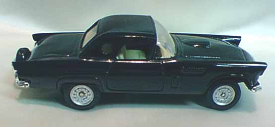 Ford Thunderbird 1997. Maisto 1956 ford thunderbird