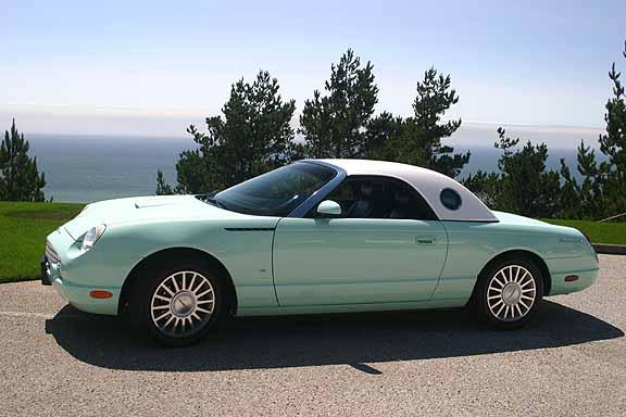 2004 Ford Thunderbird Photos