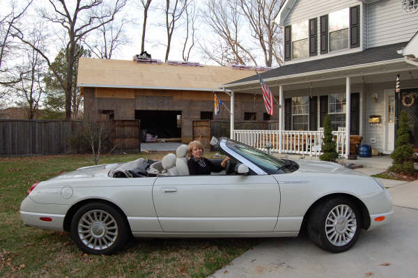 2005 Ford Thunderbird 50th Anniversary Special Edition Cashmere