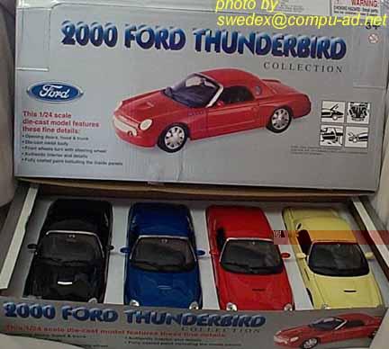 2002 Ford Thunderbird Neiman Marcus. 2000 Ford Thunderbird