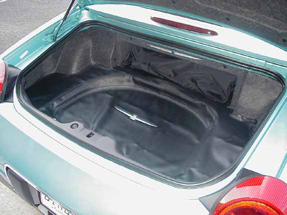 Accessories 2002 2003 2004 2005 Ford Thunderbird