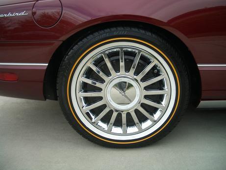 The Newthunderbird Custom Wheels